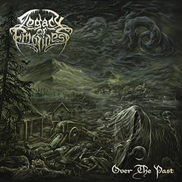 Legacy of Emptiness - Over The Past-thumb